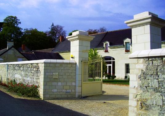 Gite de d tilly chinon vall e de la loire for Garage alfortville rue veron
